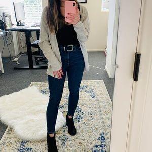 LA Hearts cardigan